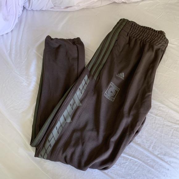 Yeezy Calabasas Track Pants Umber Core NWT